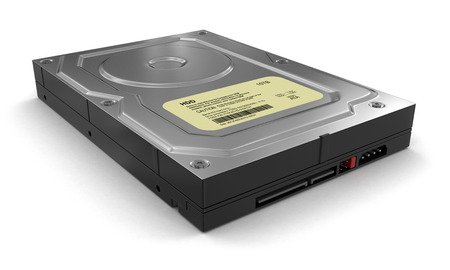 hard drive: Hard Drive  Stock Photo