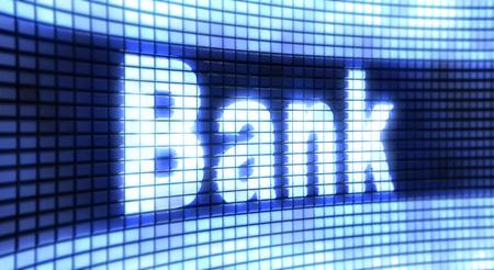 vaulted door: Panel Bank
