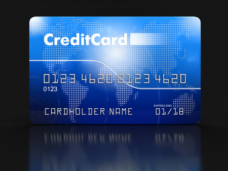 commercial activity: Credit Card