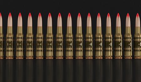 machine-gun: Machinegun riemen