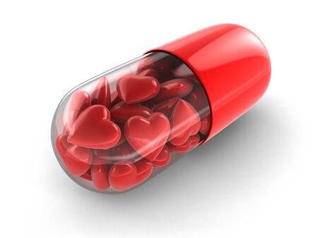 sexual activity: Love pill