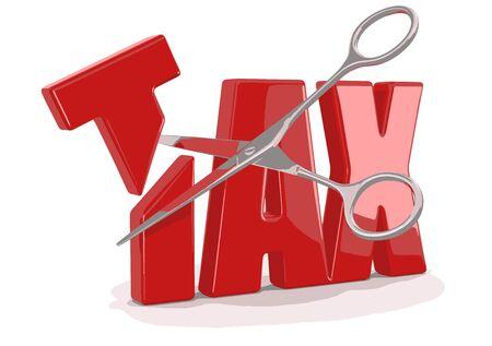 impuestos: De impuestos y tijeras