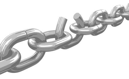 breaking: Chain Breaking Illustration