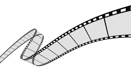 film: Film Strip Illustration
