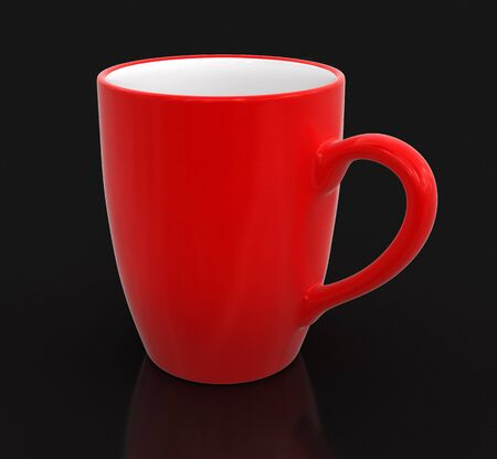 included: Cup clipping path included