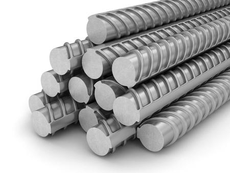 armature: Building armature.  Stock Photo