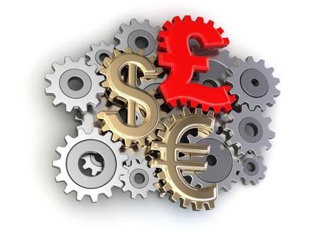 cogwheel: Cogwheel Currencies