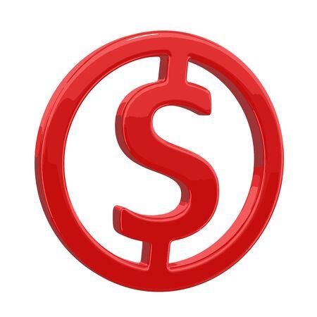 at sign: dollar sign
