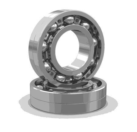 hubcap: bearing