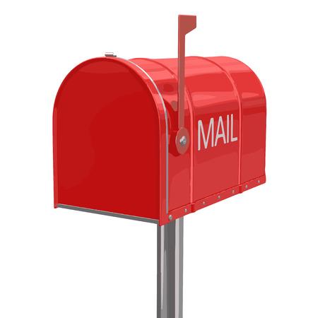 casella e-mail Vettoriali