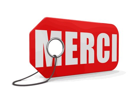 french culture: Label merci