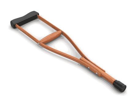 crutch: crutch