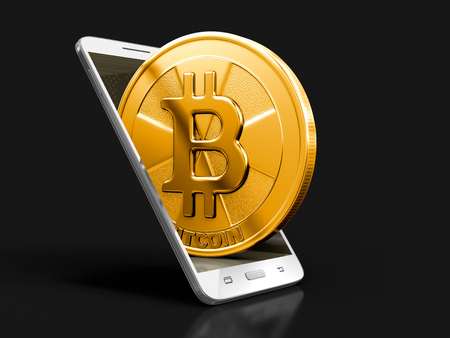 SmartPhone and Bitcoin.
