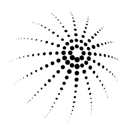 Dots grafica astratta