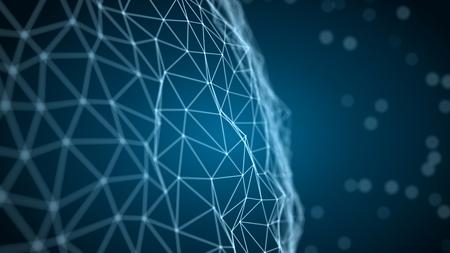 抽象ネットワークのイメージ