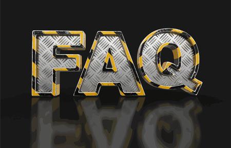 Metal FAQ text.