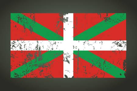 Basque flat, grunge