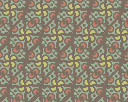 Abstract brown wallpaper pattern.