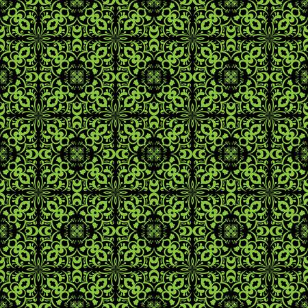 abstract green wallpaper pattern. 向量圖像