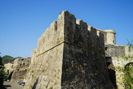 Castle in Santa Severina, Calabria - Italy