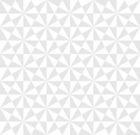 astratto triangolo con sfondo grigio chiaro