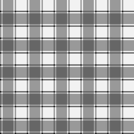 three dimensions: abstract scott pattern background with black and white
