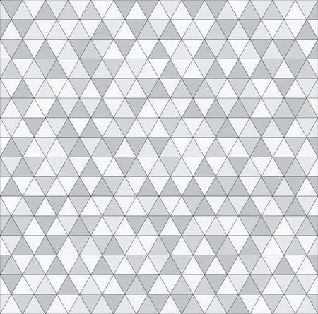abstract polygon pattern background with monochrome
