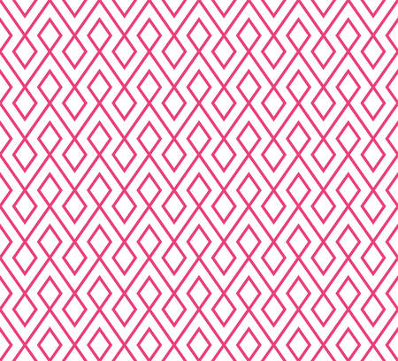 heart tone: abstract zigzag and rhombus pattern background with pink tone.greeting card