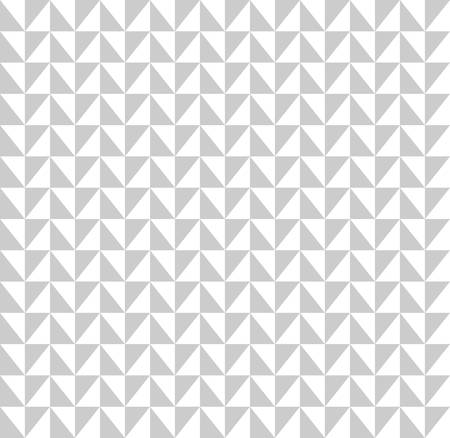 three dimensions: geometric triangle pattern background with monochrome