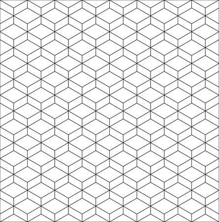 seamless fond avec des motifs de fond de illusion.minimal optique