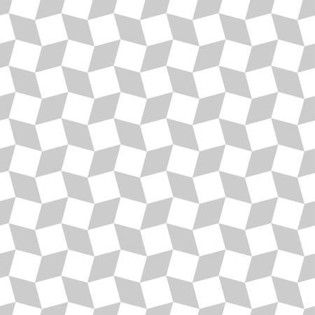 three dots: Seamless geometric pattern.light grey .simple rotating squares background