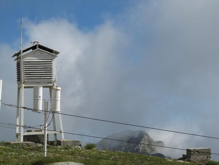 wheather: summit wheather station