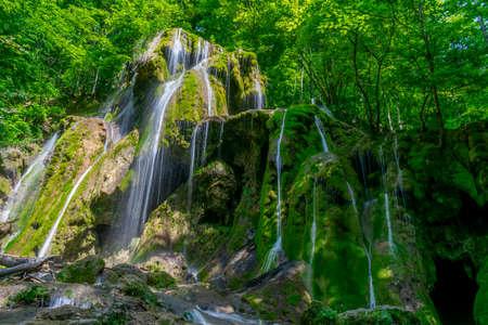 Cascada Beusnita. Caras Severin. Romania