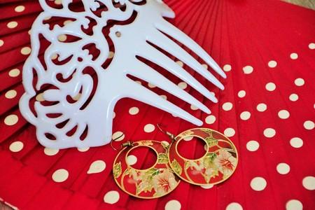 hot temper: accesorios de flamenco