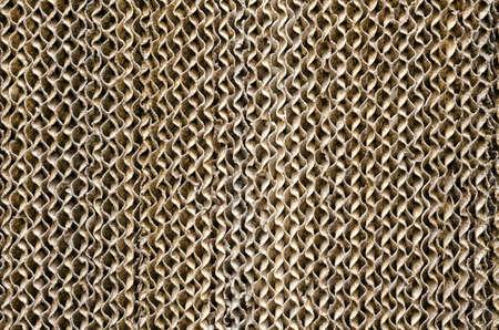 celulosa: almohadilla de celulosa de edad o almohadilla de enfriamiento evaporativo son material del sistema de evaporador