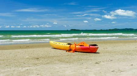 life jacket: kayak with life jacket