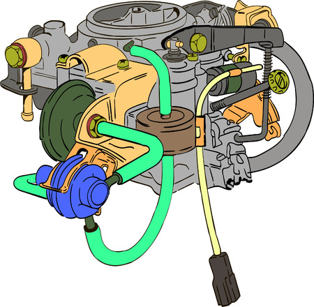 carburettor: carburetor