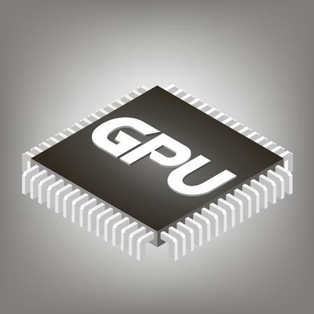 gpu: Gpu icon, gpu pictograph, gpu web icon, gpu icon vector, gpu icon eps, gpu icon illustration.