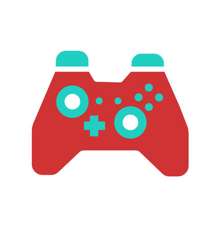 Game controller icon - vector sign