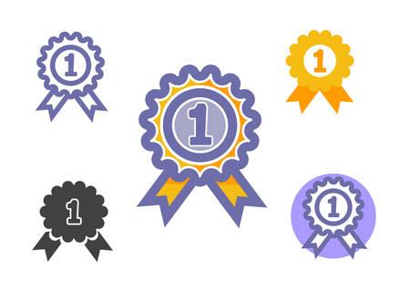 Award icon- vector sign award icon