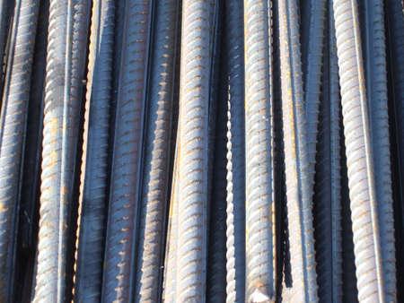 Steel bars 1 Stock Photo - 583954