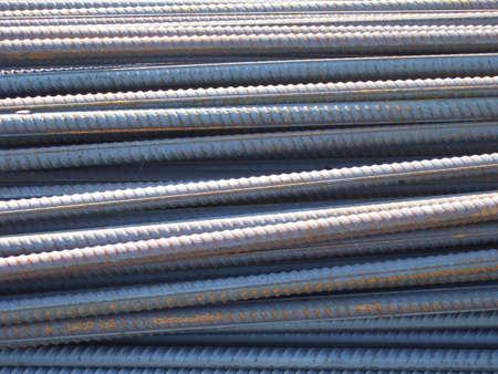 Stahlstangen 2  Lizenzfreie Bilder