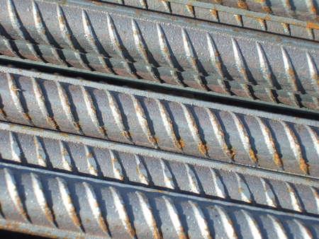 Steel bars 3 Stock Photo - 583868