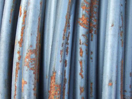 Steel Bars 7  Lizenzfreie Bilder