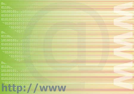 Internet Hintergrund