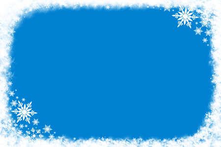 Schnee-Hintergrund