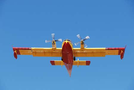 firefighter plane