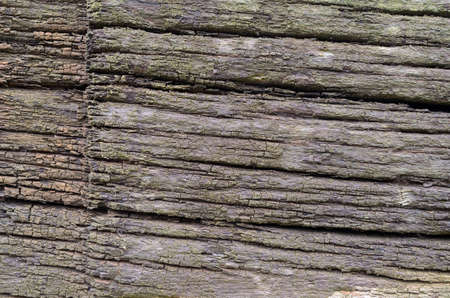 background of old vintage cracked wood Stock Photo - 12327861