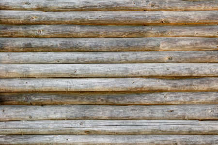 old weathered wooden planks wall detail background Stock Photo