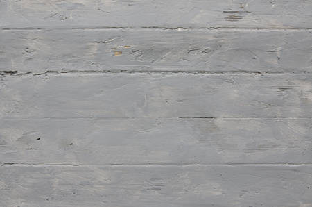 gray painted old weathered wood background detail Stock Photo